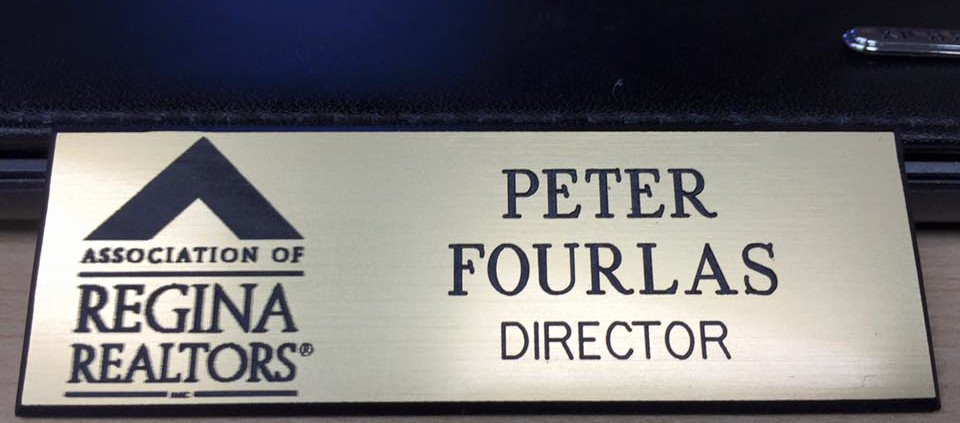 Peter Fourlas - Regina Realtors® Association Director