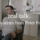 REAL TALK with Peter Fourlas